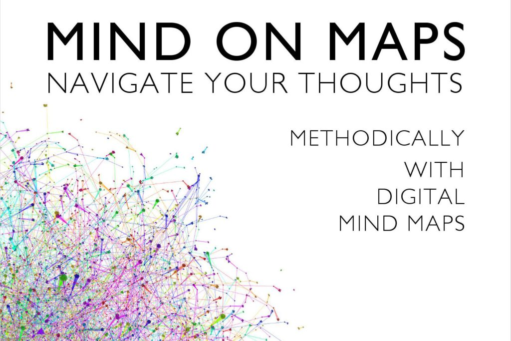 Mind on Maps book cover